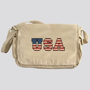 USA [stars&stripes] Messenger Bag